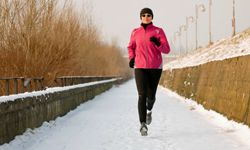 Try to exercise outdoors in the morning, or have a regular indoor routine.