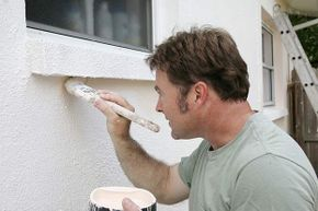 Housepainting requires a certain technique and finesse to look professional.