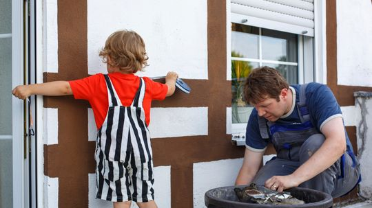 10 Tricks for Painting Your Home's Exterior