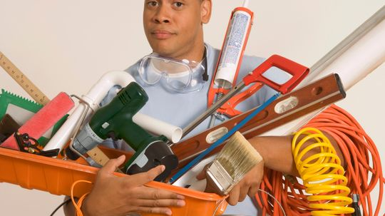 10 Tools You Need to Paint Your Home's Exterior