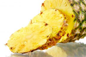 Pineapple is delicious, but fresh pineapple doesn't play well with gelatin.