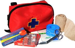 First-aid kit: check. But where oh where are those insurance papers, contact lists and medical records?