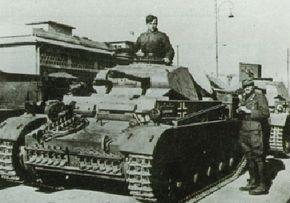 Like the Panzerkampfwagen I, the Panzerkampfwagen II Medium Tank was designed and built as a training tank. It carried a 20mm main gun.