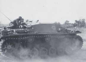 The Panzerkampfwagen III was the first tank built by the Nazi government that was designed for actual combat.