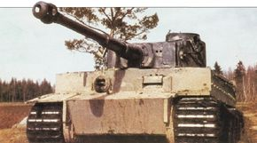 Although heavily protected by nearly 4 inches of armor plate, the Panzerkampfwagen VI Tiger I was heavy and lacked agility.