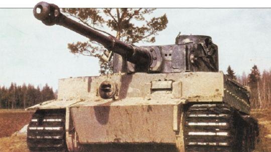 Panzerkampfwagen VI Tiger I