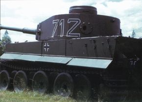 The Panzerkampfwagen VI Tiger I was the most heavily armored and gunned tank when introduced south of Leningrad in the autumn of 1942.