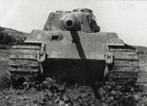 At nearly 69 tons, the Panzerkampfwagen VI Tiger II was the heaviest tank in WW II. It was a formidable opponent on every front. See more tank pictures.
