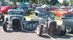 Every Memorial Day weekend, the Paso Robles car show takes over the small California town.