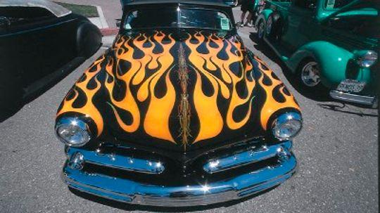 Paso Robles Custom Car Show