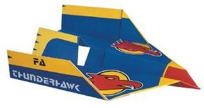 Make the FA Thunderhawk paper airplane.