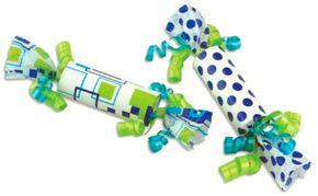 Paper Party Favors paper craft