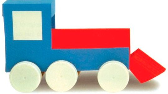 How to Make a Paper Train