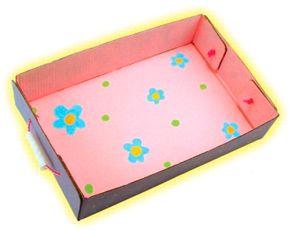 Paper Tray Craft