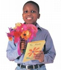 Make individual paper flowers or go all-out with this paper flower bouquet!