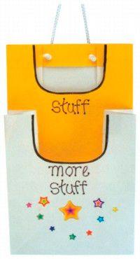 Stuff n' More Stuff Bags