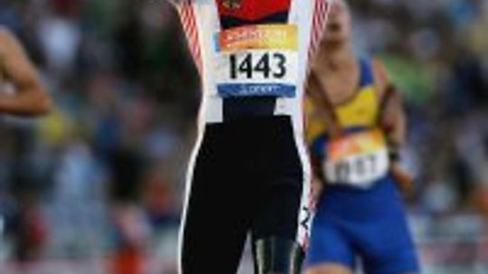 What sorts of prosthetics will you see in the Paralympics?