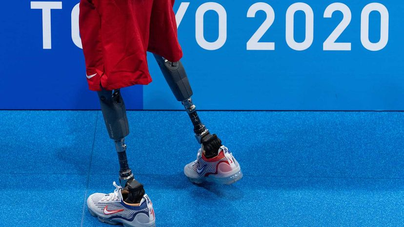 Tokyo 2020 Paralympic Games tech
