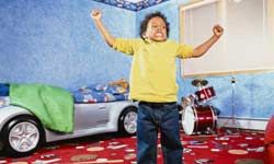 Many preschoolers tend to have tantrums as an outlet for their emotions.