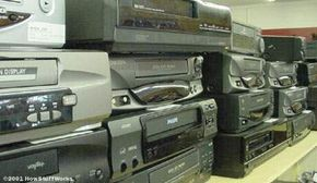 When they first came out in the mid 1980s, VCRs were pretty expensive. Today, you can buy a used one for less than $40!