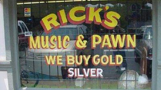 How Pawnshops Work