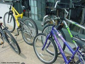 From chain saws to bicycles, you'd be amazed at the random things you can find at a pawnshop!
