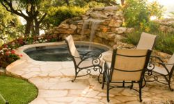 Decks and Patios Image Gallery Your patio can be tranquil, fun or minimal; the sky's the limit. See more pictures of decks and patios.