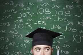 Start looking at your career options before you graduate.