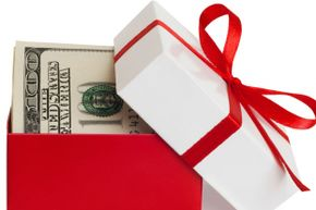 Get a little extra cash as a gift? Consider allocating some (or all) of it towards paying of your loan debt.