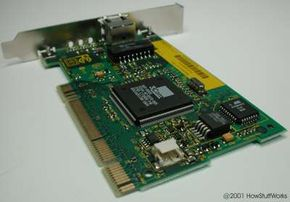 Your computer's components work together through a bus. Learn about the PCI bus and PCI card, such as the one above. See more computer hardware pictures.