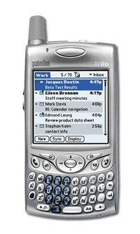 palmOne Treo 650 Handheld