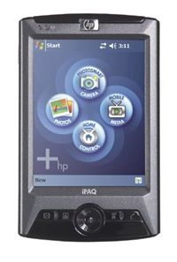 Essential Gadgets Image Gallery A typical PDA: the Hewlett Packard iPAQ Pocket PC. See more pictures of essential gadgets.