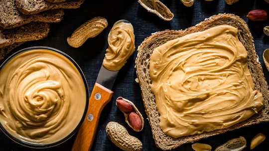How Much Butter Is in Peanut Butter?