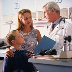 If you're uncomfortable with the treatment your child's doctor has prescribed for him, you can ask whether there are any alternatives.