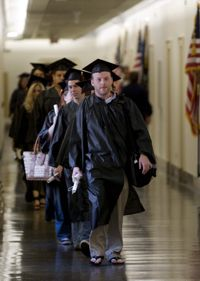 Students who come from low-income families often give up on college degrees. The Federal Pell Grant was designed to help those students make it to graduation.