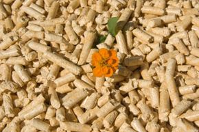 Fireplace pellets, made from wood byproducts or other natural materials, can be an eco-friendly way to heat your home.