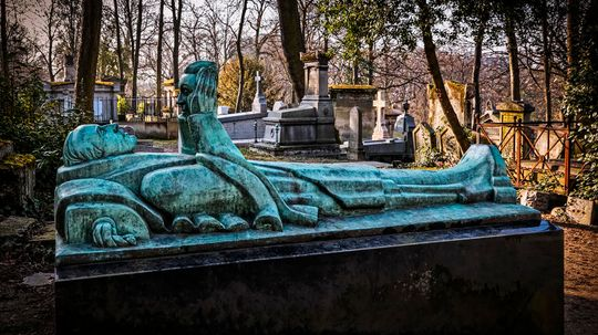 Who's Buried at Père Lachaise, the Largest Cemetery in Paris?