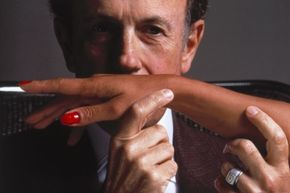 The late Bernard Chant, head perfumer for International Flavors & Fragrances, tested his scents on humans, as well as the standard testing strips. Chant created many famous fragrances such as Halston and Clinique's Aromatics Elixir.
