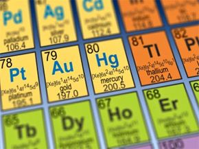 The periodic table could represent one of our best attempts at trying to organize the world.