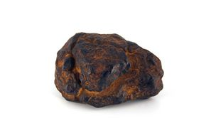 Most meteorites have high metal content, which helps them survive their entry through Earth's atmosphere, though the meteorite in Peru was rocky.