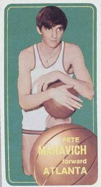 Pete Maravich was to the LSU                              Tigers what Paul McCartney                                            was to Wings. He was the                                            whole show. See more                                            pictures of basketball.