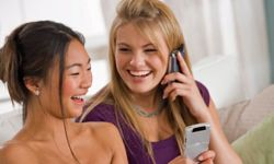 You'll never have unexpected overage charges with a prepaid cell phone.
