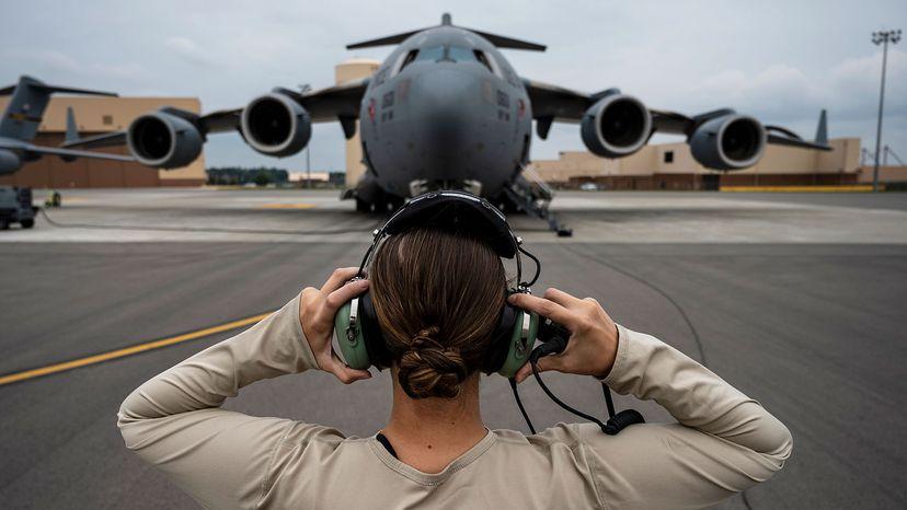 Air Force Senior Airman Sara Gutherie