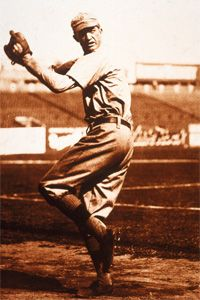 """With 373 career wins, something about Hall of Famer Grover """"Pete"""" Alexander's windup sure worked well for him."""