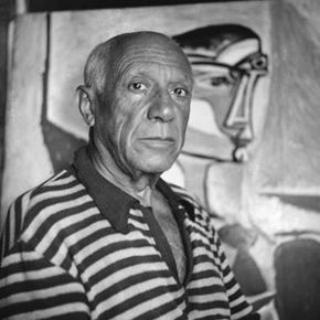 Pablo Picasso is arguably the most famous visual artist of the 20th century.