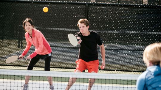 Pickleball! It's the Fast-growing Sport With the Funny Name