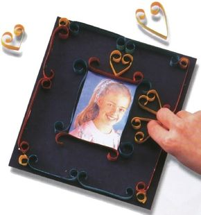 Making picture frames is an inexpensive way to display your photos.