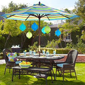 Live the great outdoors in style!