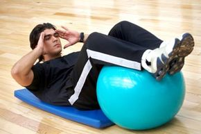 For triathletes, traditional crunches may not be as effective as Pilates to increase power and flexibility.