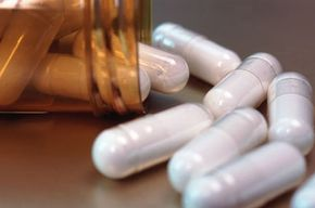 Pills and capsules enter your bloodstream after your stomach lining and small intestine absorb them. See more pictures of drugs.